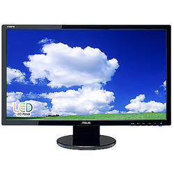 "VE248H, 24"", 2ms, Full HD, Boxe, Negru"