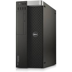 Precision T7810 MT, Intel Xeon E5-2630v.3, 32GB RDIMM DDR4, 1TB HDD, Radeon FirePro W5100 4GB DDR5, Win 8.1 Pro