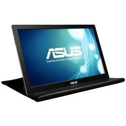 MB168B, 15.6'', HD, 11 ms, USB 3.0 Negru/Argintiu