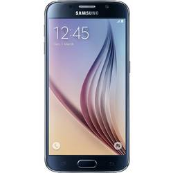 Smartphone Samsung Galaxy S6 G920, Super AMOLED capacitive touchscreen 5.1'', Quad Core 2.1GHz si 1.5GHz, 3GB RAM, 32GB flash, 16MP si 5.0MP, NFC, Android 5.0.2, Negru