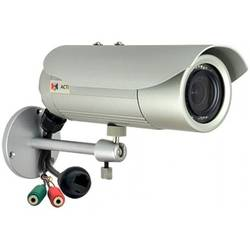 D42A, Bullet, Digitala, 2.8 - 12mm, 3MP, 1/3.2 Progressive Scan CMOS, IR LED, Detectie miscare, Argintiu