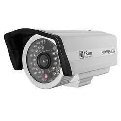 DS-2CD864-EI3-6MM, Bullet, Digitala, 1.3MP, 1/3 Progressive Scan CMOS, IR LED, Detectie miscare, Alb