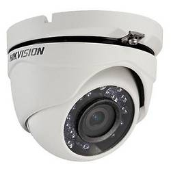 DS-2CE56C2T-IRM 2.8MM, Dome, Analog, 1.3MP, 1/3 CMOS, IR LED, Alb