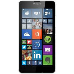 Lumia 640, Dual SIM, 1GB RAM, 8GB, Quad Core 1.2GHz, 8MP, 5.0'' IPS LCD touchscreen, Windows Phone 8.1, 3G, Alb