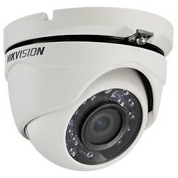 DS-2CE56D1T-IRM 2.8mm, Turret, Analog, 2MP, 1/3 Scan CMOS, IR LED, Detectie miscare, Alb