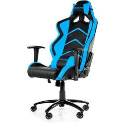 Scaun gaming AKRacing Player, Albastru