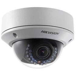 DS-2CD2742FWD-IS 2.8 - 12mm, Dome, Digitala, 4MP, 1/3 Progressive Scan CMOS, IR, Detectie miscare, Alb/Negru