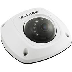 DS-2CD2512F-I 2.8mm, Dome, Digitala, 3MP, 1/3 Progressive Scan CMOS, IR, Detectie miscare, Alb/Negru