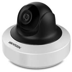 DS-2CD2F22FWD-IWS 12mm, Digitala, 2MP, 1/2.8 Progressive Scan CMOS, IR, Wi-Fi, Detectie miscare, Alb/Negru