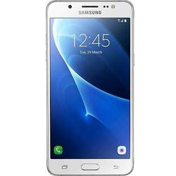 Smartphone Samsung Galaxy J5 (2016), Dual SIM, 2GB Ram, 16GB, 13MP, 5.2'' Super AMOLED touchscreen, Android Marshmallow, LTE, Alb