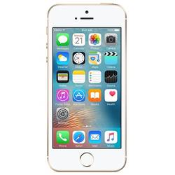 iPhone SE, Single SIM, 2GB Ram, 64GB, 12MP, 4.0'' LED-backlit IPS LCD Capacitive Touchscreen, LTE, iOS 9, Gold