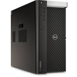 Precision T7910 Tower, Core E5-2630 v3 2.4GHz, 32GB DDR4, 2TB HDD + 512GB SSD, Quadro M4000 8GB, Win 10 Pro 64bit, Negru