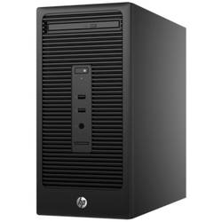 280 G2 MT, Celeron G3900 2.8GHz, 4GB DDR4, 500GB HDD, Intel HD 510, FreeDOS, Negru