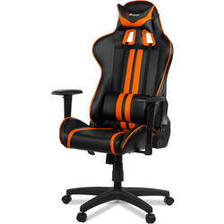 Scaun gaming Arozzi MEZZO-OR, Orange