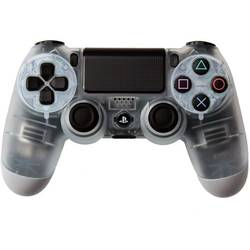 DualShock 4 pentru PlayStation 4, Wireless, Crystal