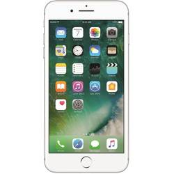 iPhone 7 Plus, Single SIM, 5.5'' LED backlit IPS Retina Capacitive Multitouch, Quad Core 2.23GHz, 3GB RAM, 128GB, Dual 12MP, 4G, iOS 10, Silver