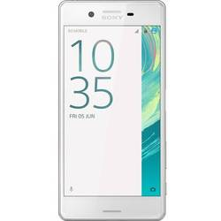 Xperia X, Single SIM, 5.0'' IPS LCD Multitouch, Hexa Core 1.4GHz + 1.8GHz, 3GB RAM, 32GB, 23MP, 4G, Alb