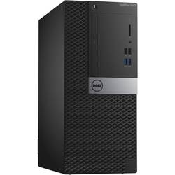OptiPlex 3040 MT, Core i5-6500 3.2GHz, 4GB DDR3, 500GB HDD, Intel HD 530, Linux, Negru