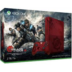 Xbox One S 1TB + Gears of War 4 Bundle + 6M live