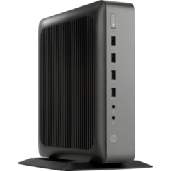 t620 Plus Flexible Thin Client, AMD GX-420CA 2.0GHz, 4GB DDR3, 16GB SSD, Radeon HD 8400E, Win 7E 32bit, Negru