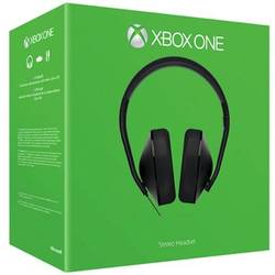 Xbox ONE Stereo Headset Wireless Black