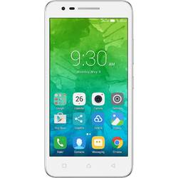 Vibe C2 Power, Dual SIM, 5.0'' IPS LCD Multitouch, Quad Core 1.00GHz, 2GB RAM, 16GB, 8MP, 4G, Alb