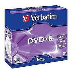 DVD+R AZO Double Layer 8X 8.5GB Matt Silver