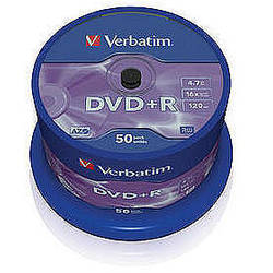 DVD+R AZO Double Layer 8X 8.5GB  Printable No ID (50 buc)