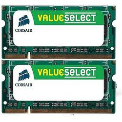 DDR3 SODIMM 4096MB (2 x 2048) 1333MHz CL9 ValueSelect