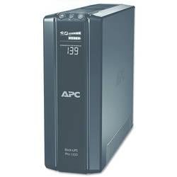 Power-Saving Back-UPS Pro 1500, 1500VA, 865W LCD, 230V, BR1500GI