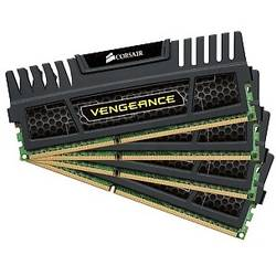 DDR3, 32GB (4 x 8GB), 1866MHz, CL10, Vengeance X79 Quad channel
