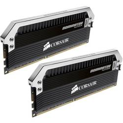 Kit Dominator Platinum 2x4GB DDR3 1600Mhz CL9
