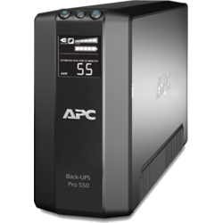 Power-Saving Back-UPS Pro 550, 550VA, 330W, LCD, BR550GI