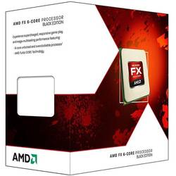 FX X6 6300, 6 Nuclee, 3.5GHz, 14MB Socket AM3+, Box