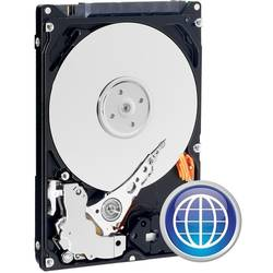 Blue, 750GB, 5400RPM, 8MB, SATA3, WD7500BPVX