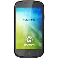 GSmart Tuku T2, TFT capacitive touchscreen 4.0'', Dual Core 1.0GHz, 512MB RAM, 4GB, 5.0MP, Android 4.0, Negru