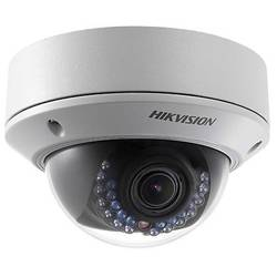 Camera IP HikVision HK_DS-2CD2732F-I, 3MP, 1/3 Progressive Scan CMOS, 30fps, IR LED, Alb - Gri