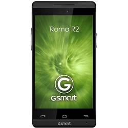 GSmart Roma R2, IPS LCD capacitive touchscreen 4.0'', Dual Core, 1.3GHz, 1GB RAM, 4GB, 5MP, WiFi, 3G, Android 4.2, Dual SIM