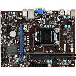 H81M-E33, Socket 1150, Chipset H81, mATX