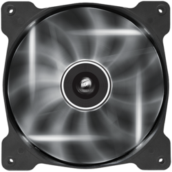 AF140 LED White, Quiet Edition High Airflow 140mm Fan