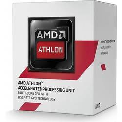 Kabini Athlon 5150, 1.6GHz, Socket AM1, 2MB, 25W, Box