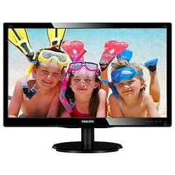220V4LSB/00, 22.0 inch, HD ready, 5 ms, Negru