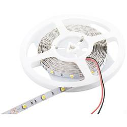 Banda LED Flexibila Whitenergy Lungime 5m, 7.2W, 12V DC