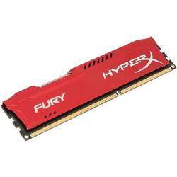 HyperX Fury Red 4GB DDR3 1333 MHz CL9