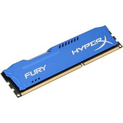 HyperX Fury, 8GB DDR3 1600 MHz, CL10