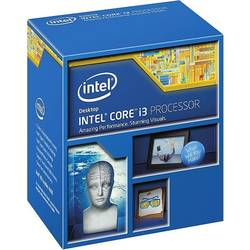 Core i3 4360 Haswell Refresh, 3.7 GHz, 4MB, 54W, Socket 1150, Box