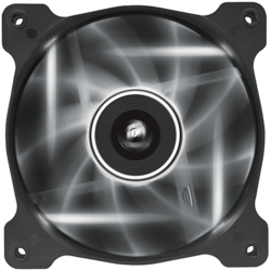 Air Series SP120 LED White High Static Pressure 120mm Fan Twin Pack