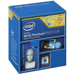 Pentium Processor G3460, 3.5GHz, 3MB Cache, 53W, Socket 1150, Box