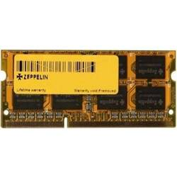 ZE-SD3-4G1600V1.35, 4GB DDR3 SODIMM, 1600MHz, low voltage