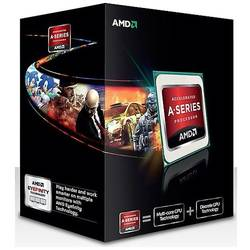 A6-7400K, Black Edition Dual Core, 3.5 Ghz, 1MB, 65W, Socket FM2, Box